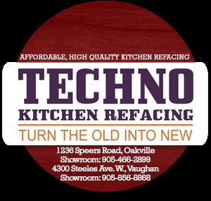 Techno Kitchen Refacing |Toronto | Oakville
