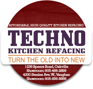 Techno Kitchen Refacing |Toronto | Oakville